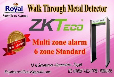 أقوى البوابات الامنية للكشف عن المتفجرات ماركه ZKTeco