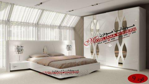غرف نوم مودرن دمياط للبيع/ غرف نوم مودرن 2022 / غرف نوم أبيض