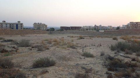 ارض فيلات للبيع بالعبور - جمعية احمد عرابي - الغرود الغربيه