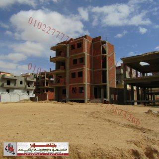عمارة للبيع برج العرب الجديدة 260م2 ناصية  رئيسى