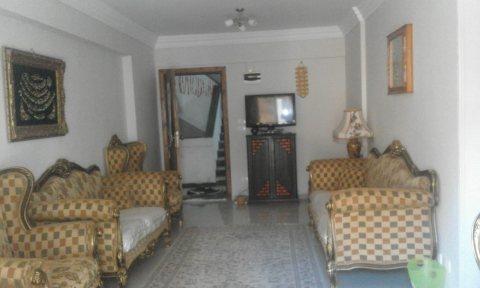 شقة  قانون جديد بمنطقة العصافرة شارع موازي للبحر شايفة بحر