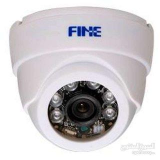 اشتري أفضل كاميرات مراقبة fine بسعر 2400ج فقط من IBC