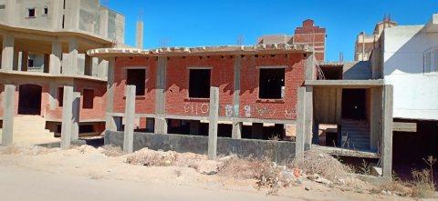 عمارة للبيع برج العرب الجديدة 280م2 رئيسى