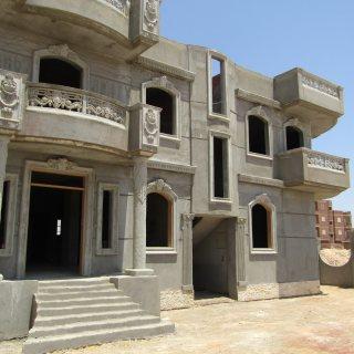 فيلا للبيع برج العرب الجديدة 510م2 ناصية رئيسى