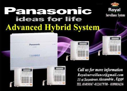 جديد سنترال Panasonic موديل  KX-TES824
