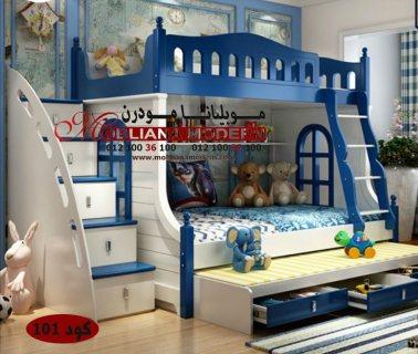 احدث سراير اطفال from www.sogarab.com