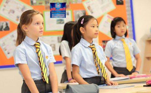 ملابس مدرسية للبنات - سعر يونيفورم مدارس