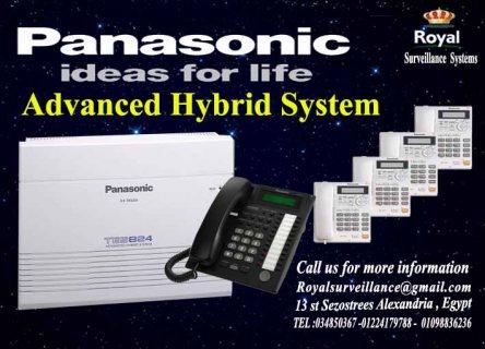 أجهزة السنترالات Panasonic موديل  KX-TES824