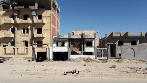 منزل للبيع برج العرب الجديدة 300م2 رئيسى