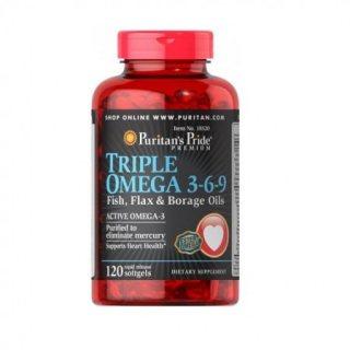 اوميجا 3 كبسولات لعلاج المفاصل والحفاظ علي صحة الجسم