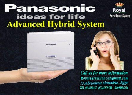 سنترالات Panasonic موديل  KX-TES824