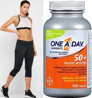 كبسولات One-A-Day فيتامينات متعددة ومزايا صحية01283360296