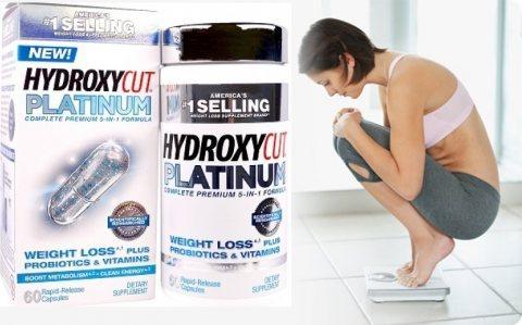 اخسرى وزنك بكل امان مع هيدروكسي بلاتنيوم