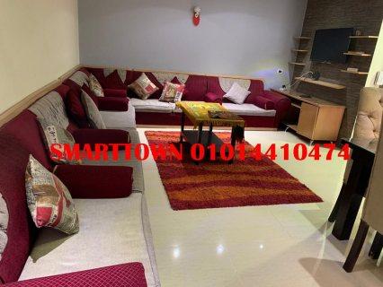 شقه مفروشة للايجار فرش فندقي بموقع مميز بمدينة نصر بعباس