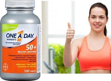 كبسولات One-A-Day للحفاظ على حيوية الجسم