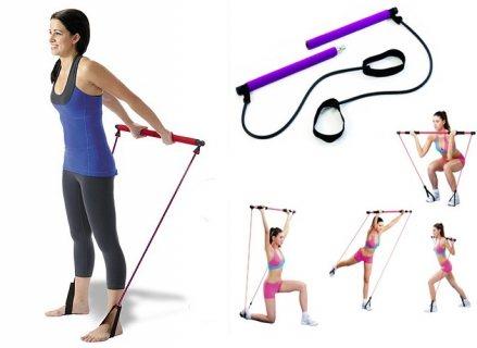 لعبة الحبل الرياضية Long & Lean  لجسم رياضى جذاب
