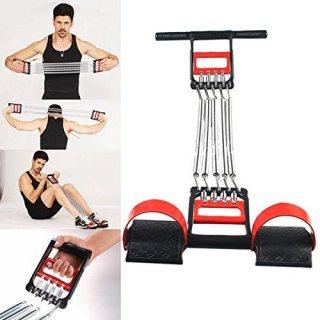 سوستة رياضية ثلاثة في واحد لتقويه عضلات الجسم