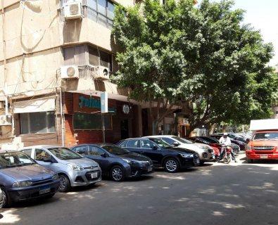 محل تجارى للايجار بموقع متميز متفرع من جامعة الدول العربية