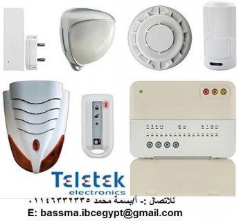 شركة ibc وكيل معتد لشركة Teletek المتخصصة فى انذارات السرقة