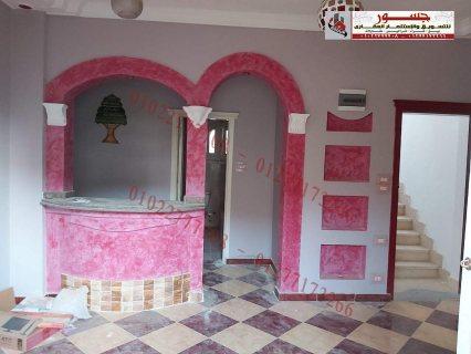 منزل  للبيع برج العرب الجديدة رئيسى