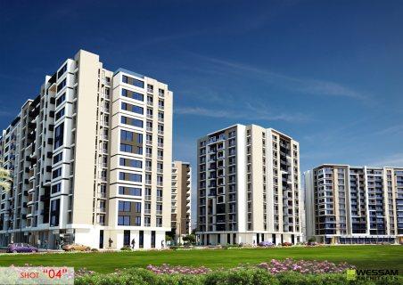 بتقسيمة مميزة هاتملك شقة بفيو رائع وسط الخدمات