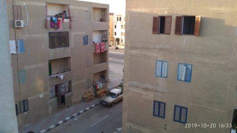 شقة للبيع بمساحة 100م بمدينة العبور
