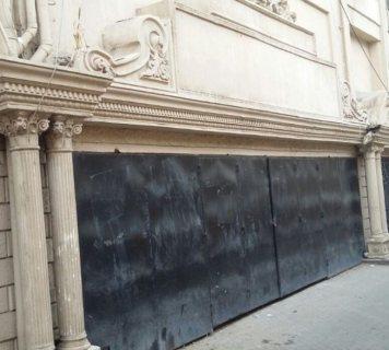 محل تجارى للايجار بشارع السبتية بجوار بنك CIB