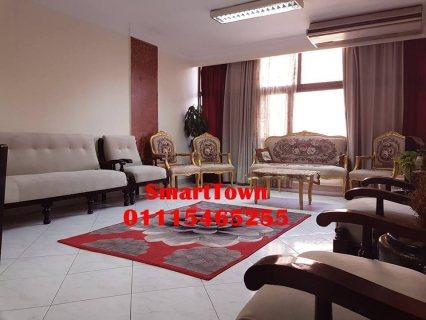شقة سكنية مفروشة غير مجروحه عمارات رابعة الاستثماري مدينة