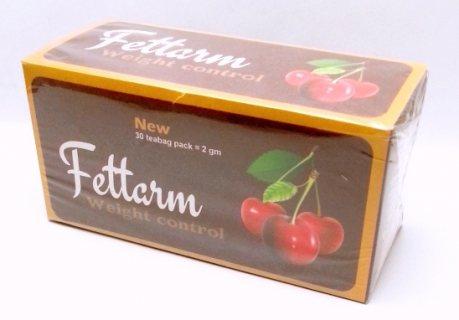 اعشاب فيتارم 30 باكت  Fettarm Slimming Tea