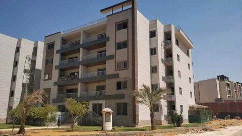 شقة 195 م استلام فوري في كمبوند المصروايه التجمع الخامس بالتقسيط ع4سنوات