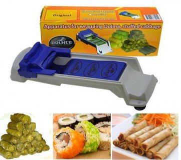 ماكينة لف ورق العنب تساعدك علي لف المحشى بطريقة سهلة وسريعة