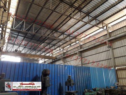 مصنع للبيع برج العرب الجديدة 2000م2