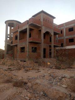 فيلا للبيع برج العرب الجديدة 375م2 ناصية