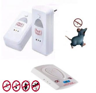 طارد الفئران جهاز رائع معتمد عالميا للقضاء على الحشرات والزواحف