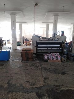 مصنع بالسادس من اكتوبر مساحته 2600 متر للبيع