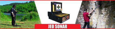 أحدث جهاز كاشف تصويري في العالم تطوراً وإبداعا ثلاثى الابعاد JEO SONAR