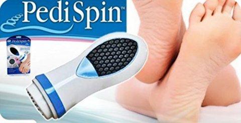 أحصلى على ped spin أفضل جهاز للحصول على قدم ناعمه كالحرير