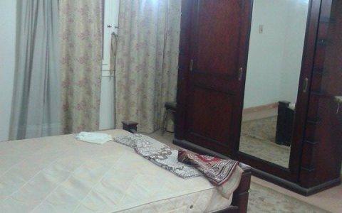 للايجار شقة 190م مفروش فخم 3غرف + 3ريسبشن كبير + 3حمام + مطبخ مكيفة