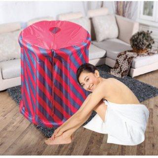حمام الساونا المنزلي يعمل علي منح العضلات راحة واسترخاء