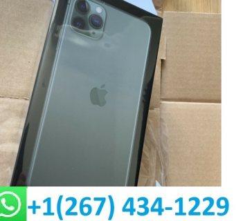Unlocked Apple iPhone 11 Pro Max 6.5