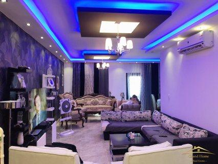 للإيجار شقة بكمبوند ويستاون سوديك الشيخ زايد 205 متر