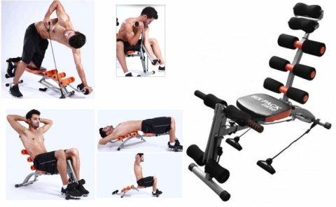 جهاز التمارين الرياضية SIX PACK CARE للتخلص من الوزن الزائد