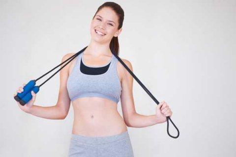 احصل على حبل لفقدان الوزن وإستعادة رشاقتك