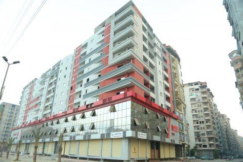 بدون عمولات وحدات سكنية وتجارية وإدارية مميزة للبيع بأرقي أبراج جيهان الرئيسي