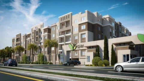 شقة تمليك 135 م في هليوبوليس الجديدة - كومبوند لافيدا