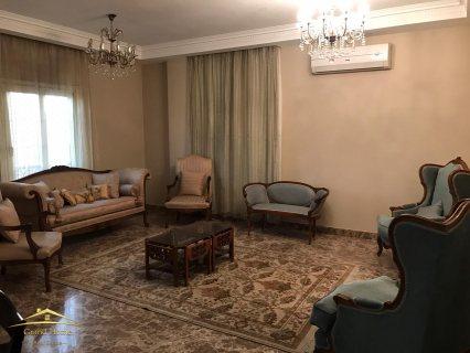 للإيجار مفروش شقه مميزة بكمبوند بيفرلي هيلز الشيخ زايد 225 متر