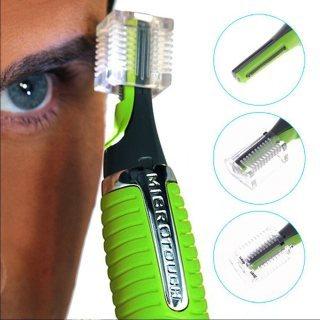 ماكينه تستخدم لحلاقه وتحديد الشعر لجميع اجزاء الجسم