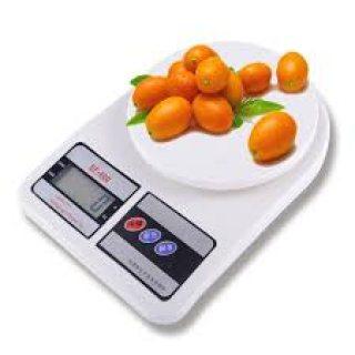 يمكنك تقدير كمية الأطعمه مع الميزان الدجيتال الإلكترونى