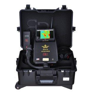 جهاز تصوير الذهب والدفائن تحت الارض - رويال بيزك بلاس   شركة BR