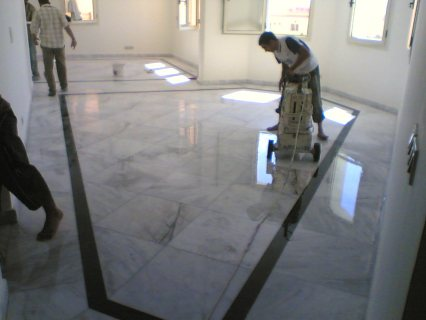 جلي الرخام والجرانيت في القاهرة تشطيب وتلميع جميع انواع الرخام والجرانيت